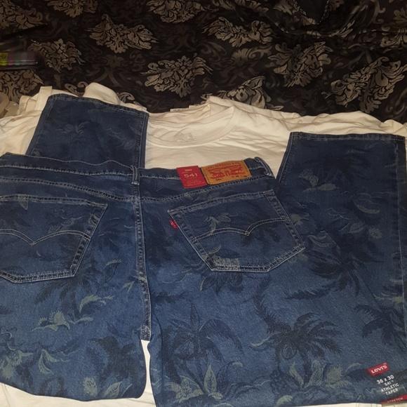 b001cce83f0 Levi's Jeans | Mens Levi S 541 Athletic Fit | Poshmark